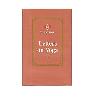 Letters on Yoga, Vol.II, New Book (9788170584391)