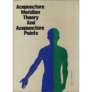 Acupuncture, Meridian Theory and Acupuncture Points, Used Book (9787119004051)