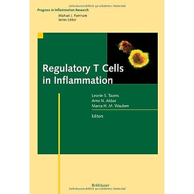 Regulatory T Cells in Inflammation (Progress in Inflammation Research), Used Book (9783764370886)