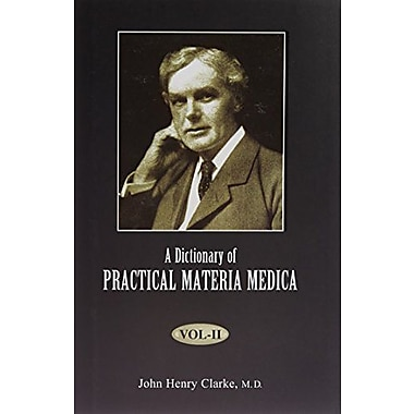 A Dictionary of Practical Materia Medica [3 Volume Set], Used Book (9788131902615)