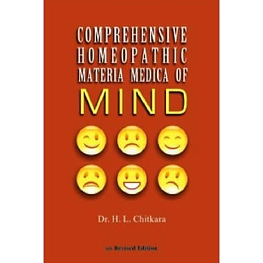 New Comprehensive Homoeopathic Materia Medica of Mind, Used Book (9788170214465)