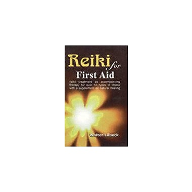 Reiki for First Aid (9788170218418)