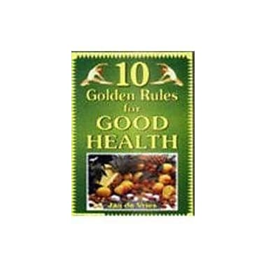10 Golden Rules for Good Health, Used Book (9788173871559)