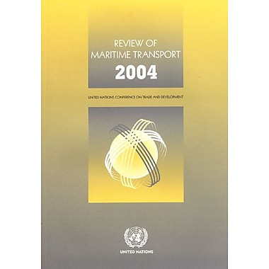 Review of Maritime Transport 2004, Used Book (9789211126457)