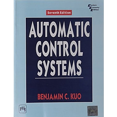 Automatic Control Systems (9788120309685)