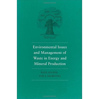 Environmental Issues & Management Was, New Book (9789058090850)