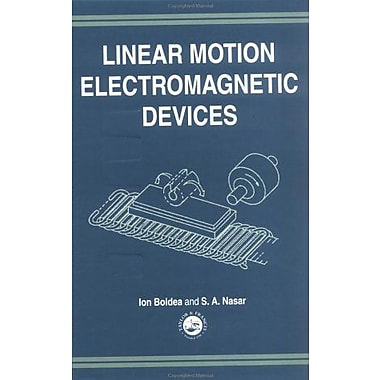 Linear Motion Electromagnetic Devices, Used Book (9789056997021)