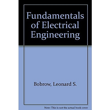 Fundamentals of Electrical Engineering, Used Book (9784833702706)
