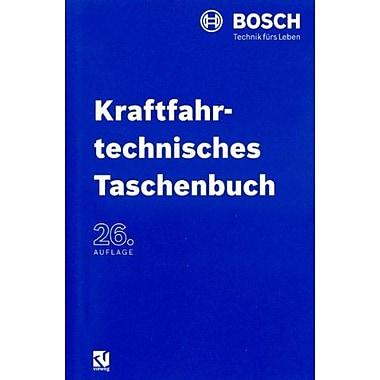 Kraftfahrtechnisches Taschenbuch (9783834801388)