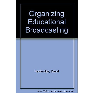 Organizing Educational Broadcasting (9789231018787)