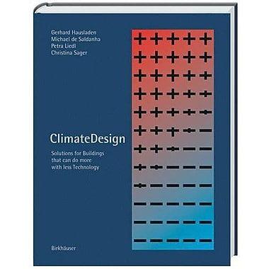 ClimateDesign, Used Book (9783764372446)