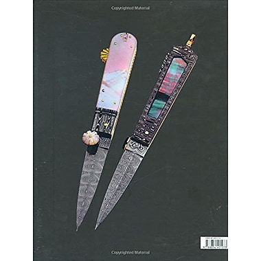 Art and Design in Modern Custom Folding Knives, Used Book (9788854401273)