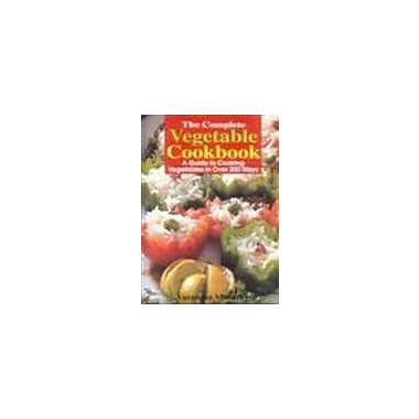 The Complete Vegetable Cookbook: A Guide To Cooking Vegetables In Over 300 Ways, Used Book (9788174760098)