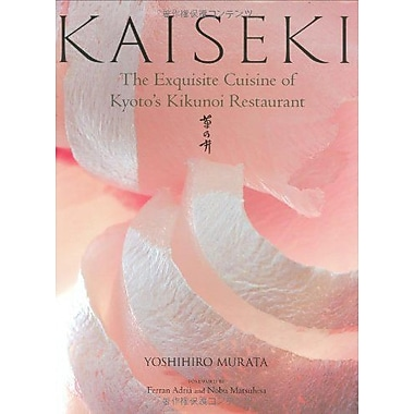 Kaiseki: The Exquisite Cuisine of Kyoto's Kikunoi Restaurant, New Book (9784770030221)