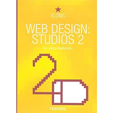 Web Design: Studios 2 (Icons) (English and German Edition), Used Book (9783822830109)