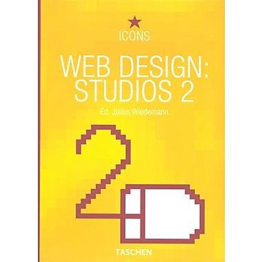 Web Design: Studios 2 (Icons) (English and German Edition), New Book (9783822830109)