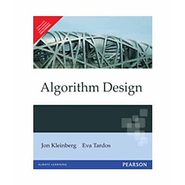 Algorithm Design (ISBN: 9788131703106) (9788131703106)
