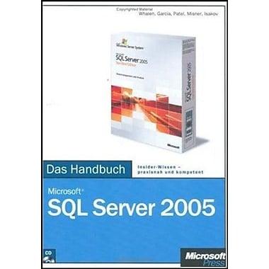 Microsoft SQL Server 2005 - Das Handbuch, Used Book (9783866456105)