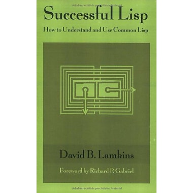 Successful Lisp: How to Understand and Use Common Lisp, Used Book (9783937526003)