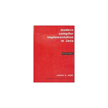 Modern Compiler Implementation in Java, Used Book (9788175960725)