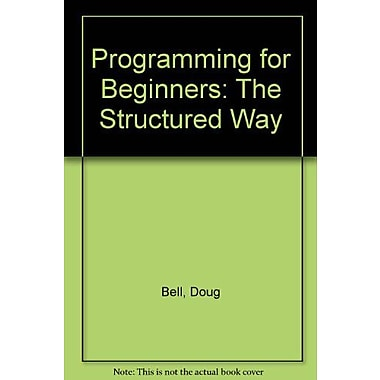 Programming for Beginners: The Structured Way, Used Book (9789144269818)
