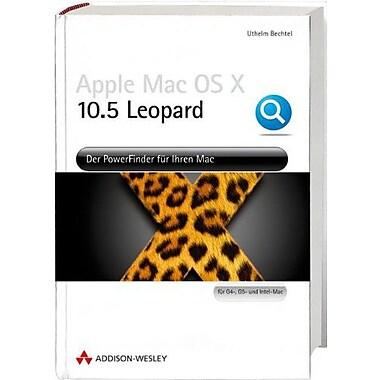 Apple Mac OS X 10.5 Leopard, New Book (9783827324672)