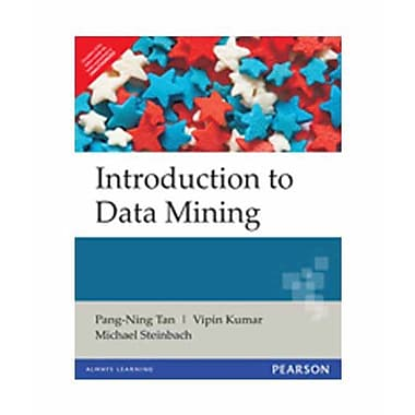 Introduction to Data Mining (9788131714720)