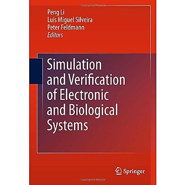 Simulation and Verification of Electronic and Biological Systems (9789400701489)