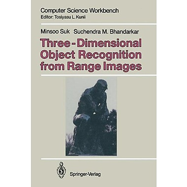 Three-Dimensional Object Recognition from Range Images (Computer Science Workbench), New Book (9784431701071)