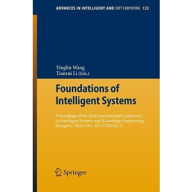 Foundations of Intelligent Systems: Proceedings of the Sixth International Conference on Intelligent , Used Book (9783642256639)