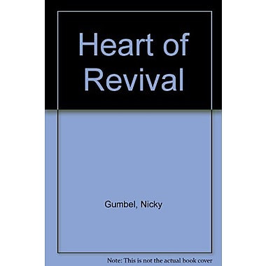 Heart of Revival, New Book (9786125528940)