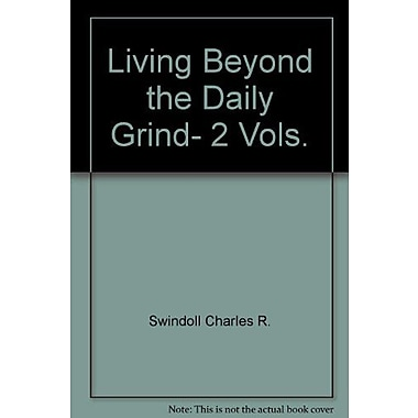 Living Beyond the Daily Grind, 2 Vols., Used Book (9789015160183)