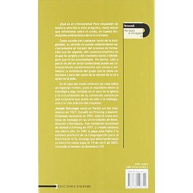 Introduccion al Cristianismo: Lecciones sobre el credo apostolico(Introduction to Christianism)(Spanis, New Book (9788430106714)