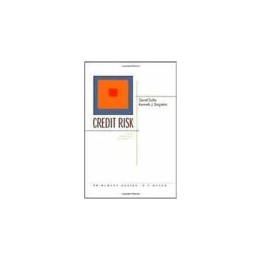 Credit Risk Pricing, Measurement and Management, New Book (9788122421682)