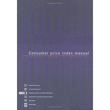 Consumer Price Index Manual: Theory and Practice, New Book (9789221136996)