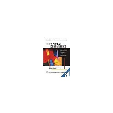 Financial Econometrics Problems, Models, and Methods, Used Book (9788122421712)