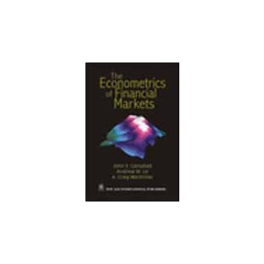 The Econometrics of Financial Markets, Used Book (9788122421699)
