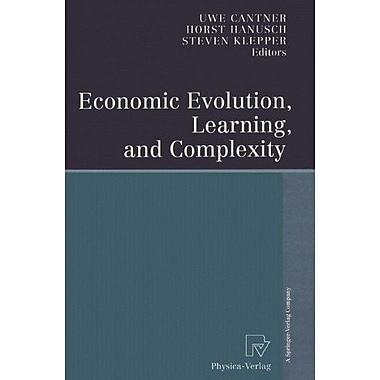 Economic Evolution, Learning, and Complexity (9783790812756)