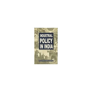 Industrial policy in India: From licensing to deregulation, New Book (9788170272151)