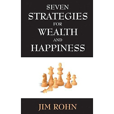 Seven Strategies for Wealth and Happiness, New Book (9788183221276)