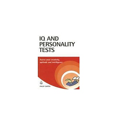 IQ and Personality Tests (9788175543713)