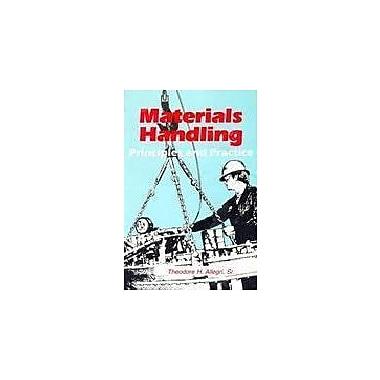 Materials Handling: Principles & Practice, New Book (9788123908403)