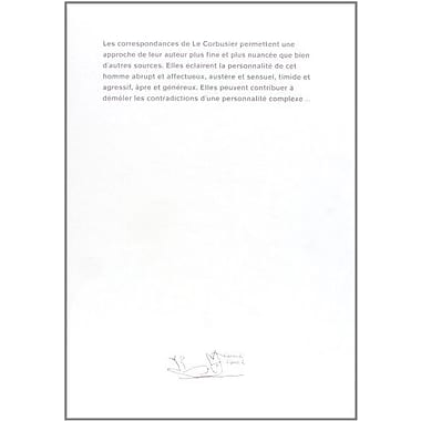 Le Corbusier - Choix de lettres, New Book (9783764364557)