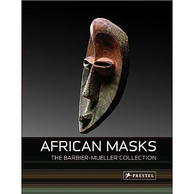 African Masks: From the Barbier-Mueller Collection (Art Flexi Series), Used Book (9783791338071)