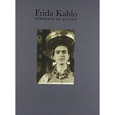 Frida Kahlo: Portraits 0f An Icon, New Book (9788475065649)