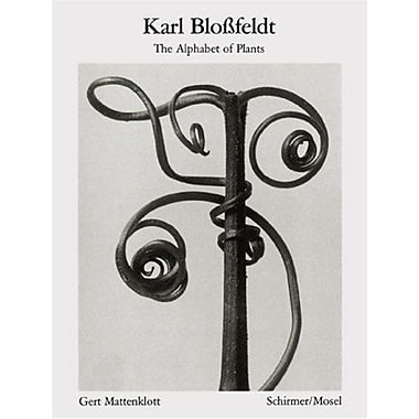 Karl Blossfeldt: The Alphabet of Plants (9783829603041)