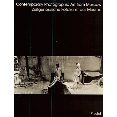 Contemporary Photographic Art from Moscow (Art & Design), New Book (9783791316079)