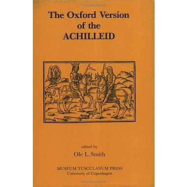 Oxford Version Achilleid, Used Book (9788772891293)