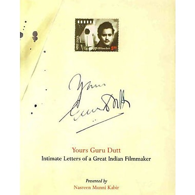 Yours Guru Dutt - Intimate Letters of a Great Indian Filmmaker (9788174363886)
