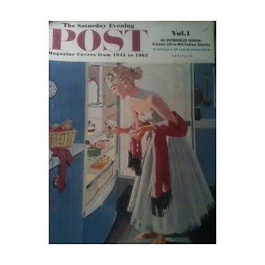 The Saturday Evening Post Magazine Covers from 1945 to 1962: An Untroubled Season : Ordinary Life in M, New Book (9784845709557)